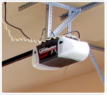 Garage Door Opener in Mesquite, TX